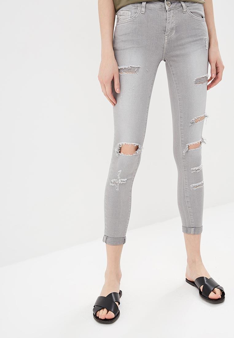 Зауженные джинсы Miss Bon Bon B001-H768-8