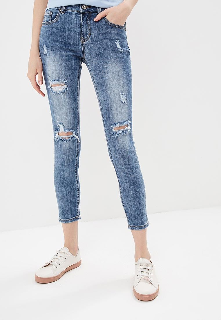 Зауженные джинсы Miss Bon Bon B001-H6858