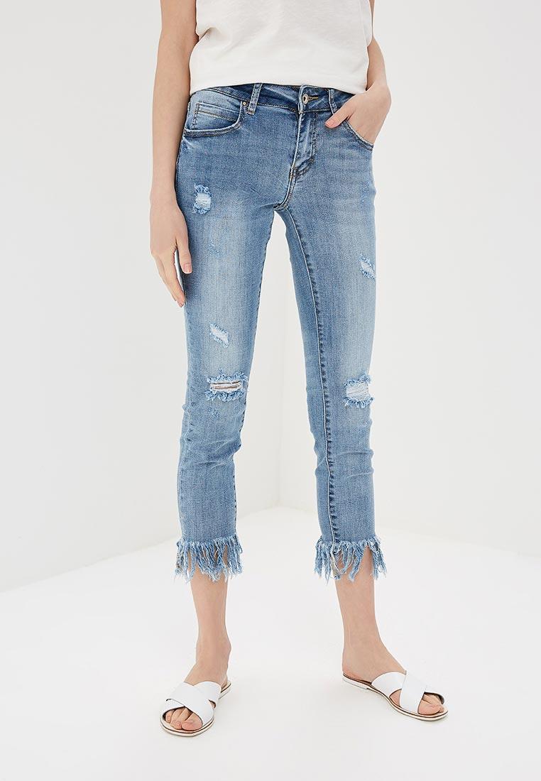 Зауженные джинсы Miss Bon Bon B001-H6999