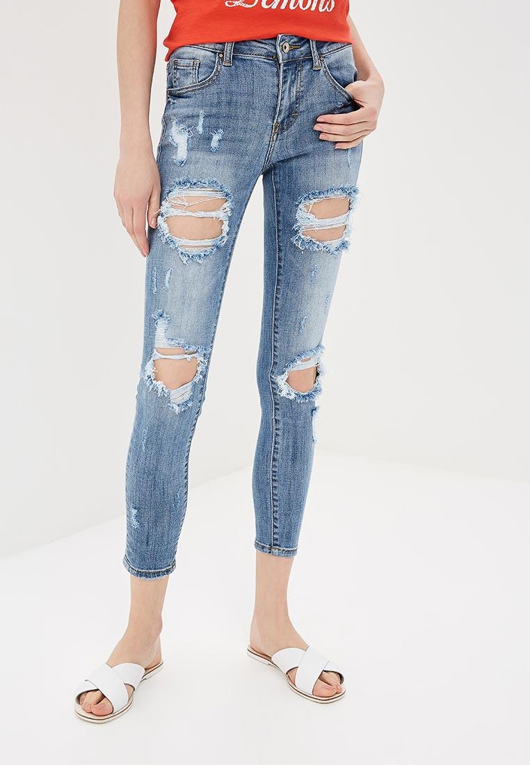 Зауженные джинсы Miss Bon Bon B001-H7056