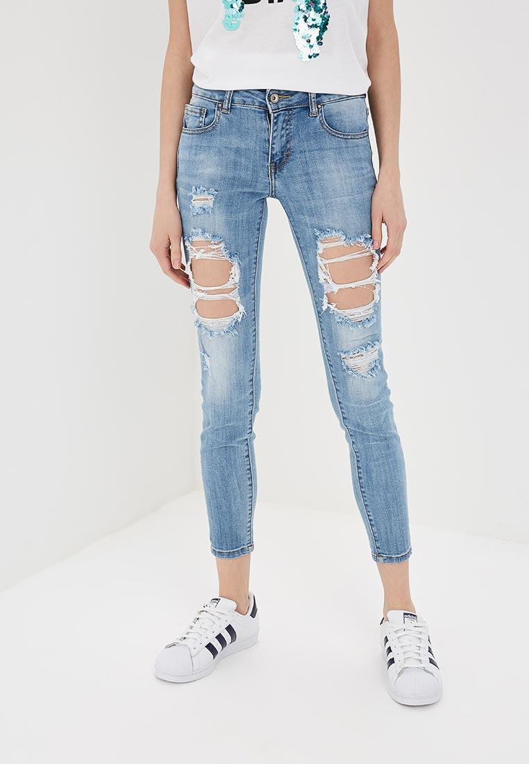 Зауженные джинсы Miss Bon Bon B001-H7068