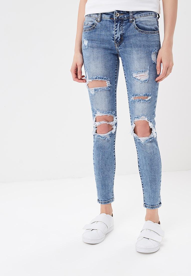 Зауженные джинсы Miss Bon Bon B001-H7139