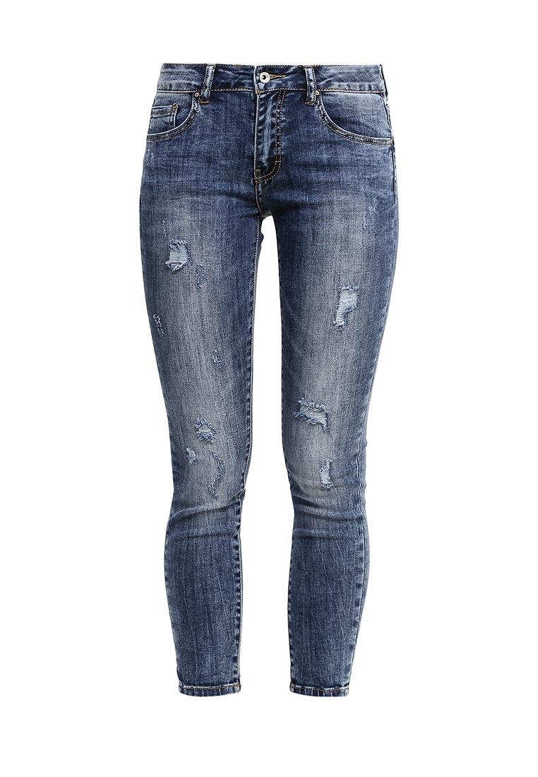 Зауженные джинсы Miss Bon Bon B001-H5726