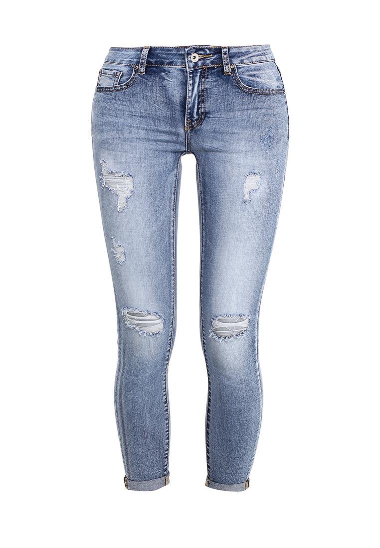 Зауженные джинсы Miss Bon Bon B001-H5602