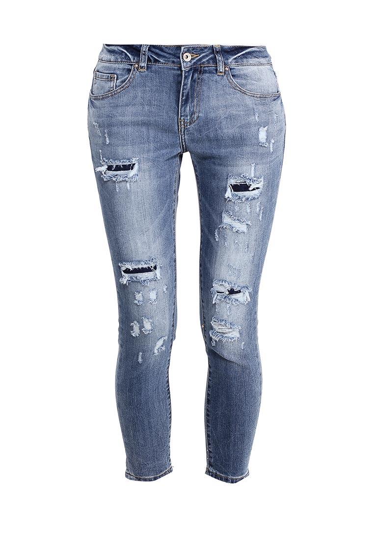 Зауженные джинсы Miss Bon Bon B001-H5790