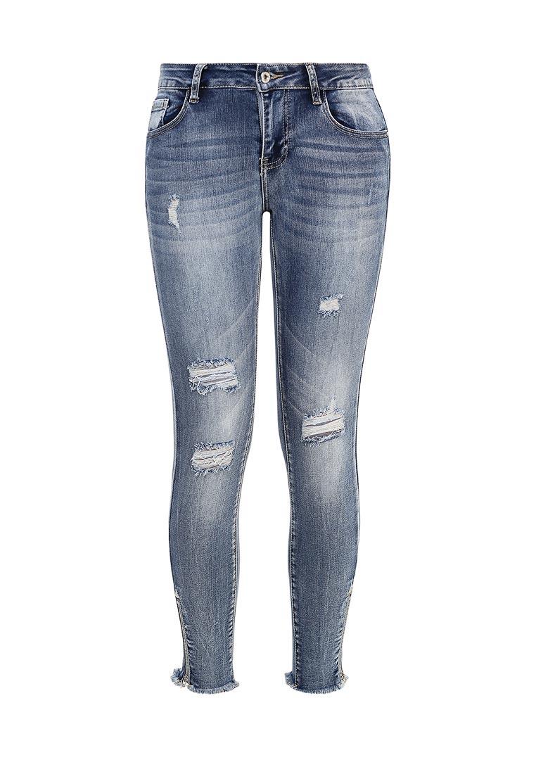 Зауженные джинсы Miss Bon Bon B001-ZX1721