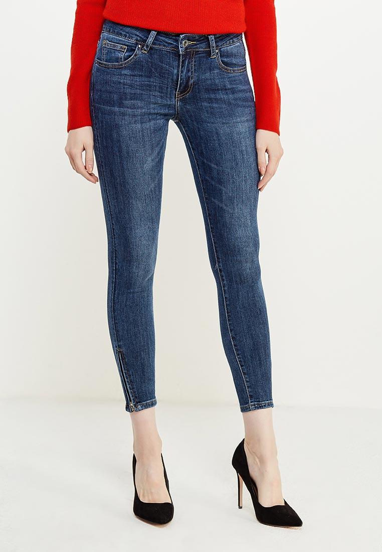 Зауженные джинсы Miss Bon Bon B001-H6113