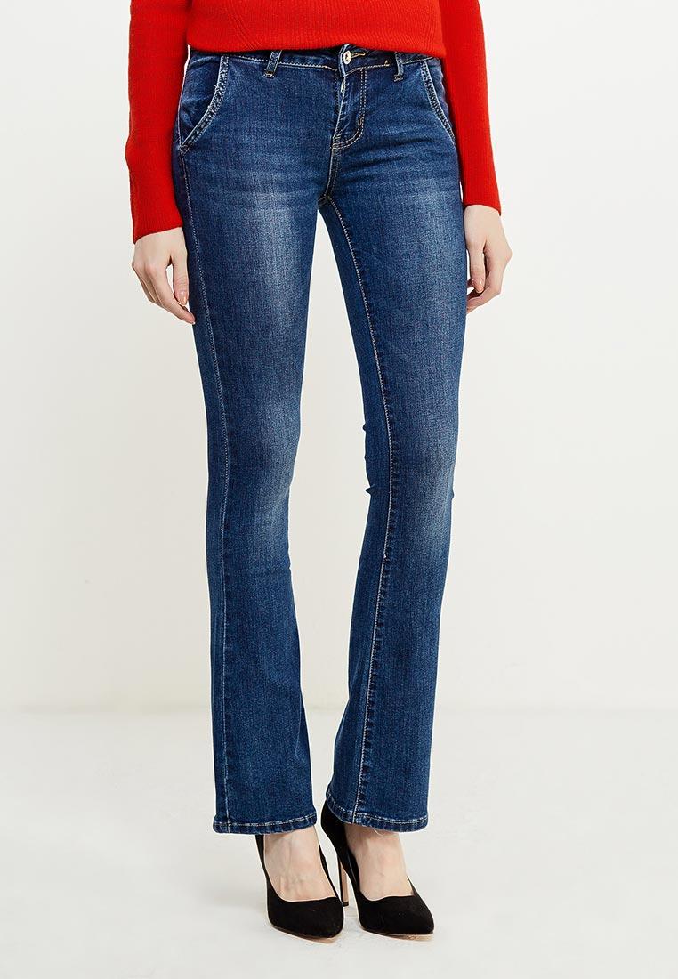 Широкие и расклешенные джинсы Miss Bon Bon B001-Z1792-1
