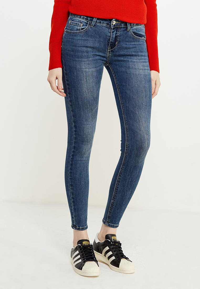Зауженные джинсы Miss Bon Bon B001-Z1881