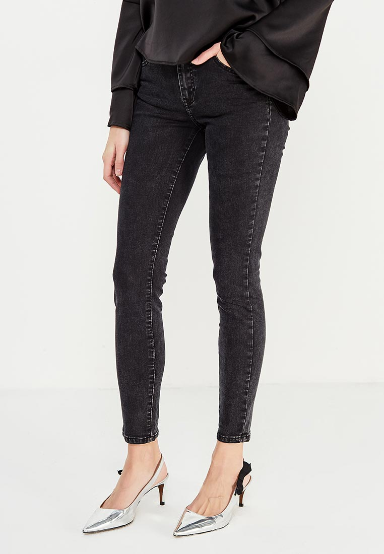 Зауженные джинсы Miss Bon Bon B001-H6220