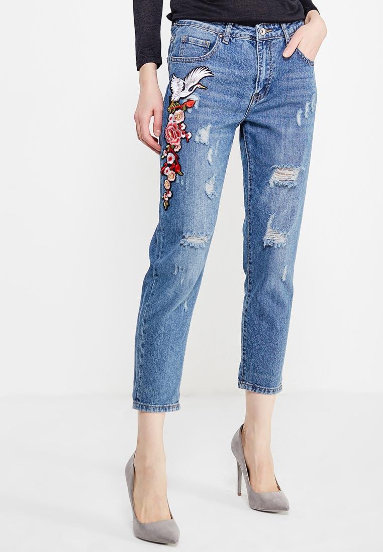 Зауженные джинсы Miss Bon Bon B001-H6301