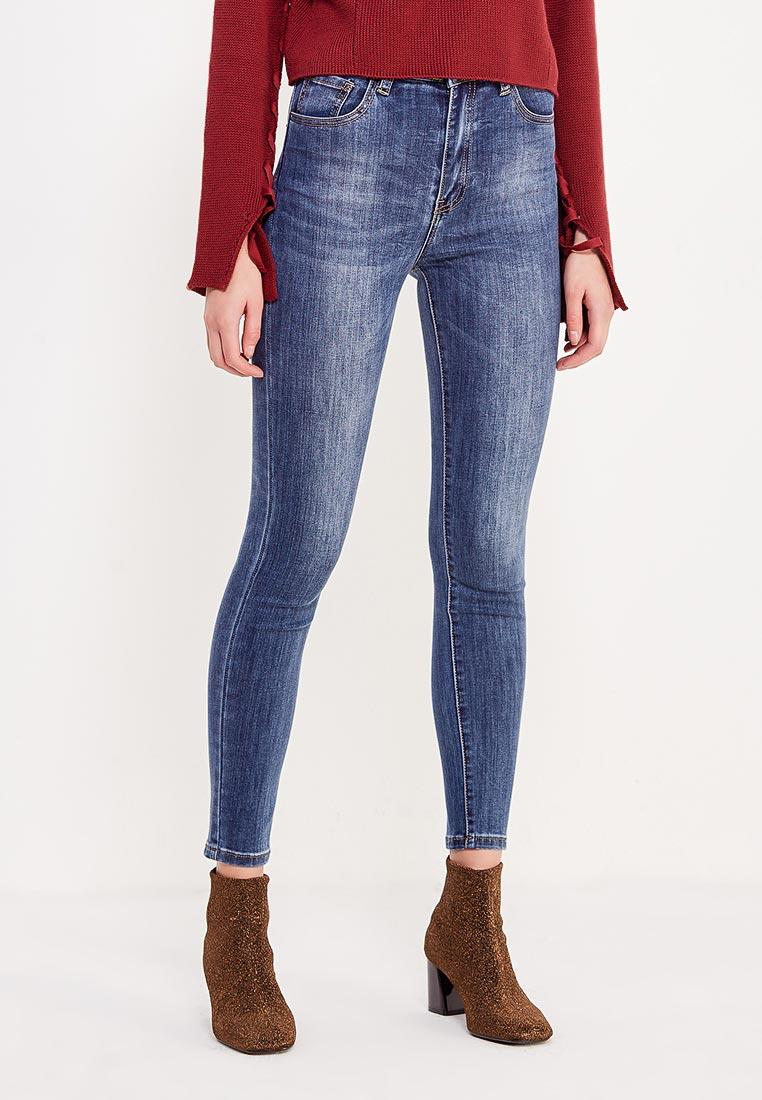 Зауженные джинсы Miss Bon Bon B001-H6581