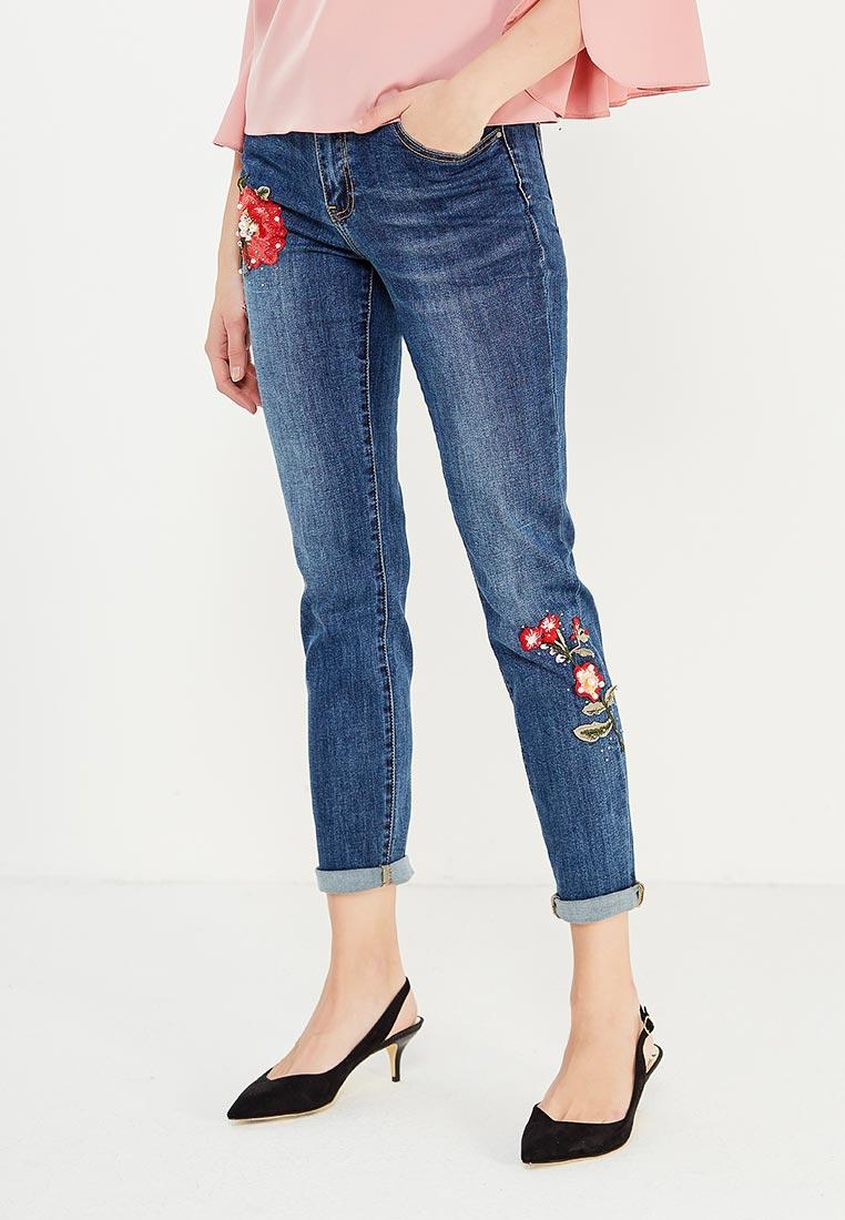 Зауженные джинсы Miss Bon Bon B001-H6587