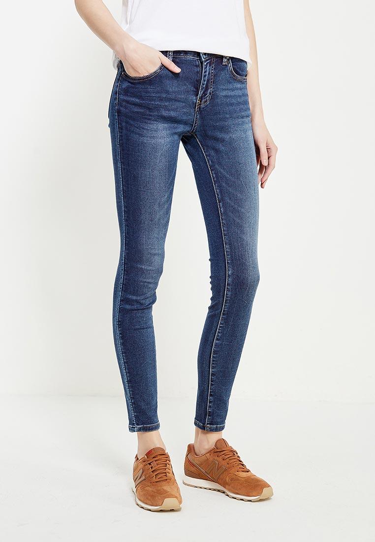 Зауженные джинсы Miss Bon Bon B001-H6107