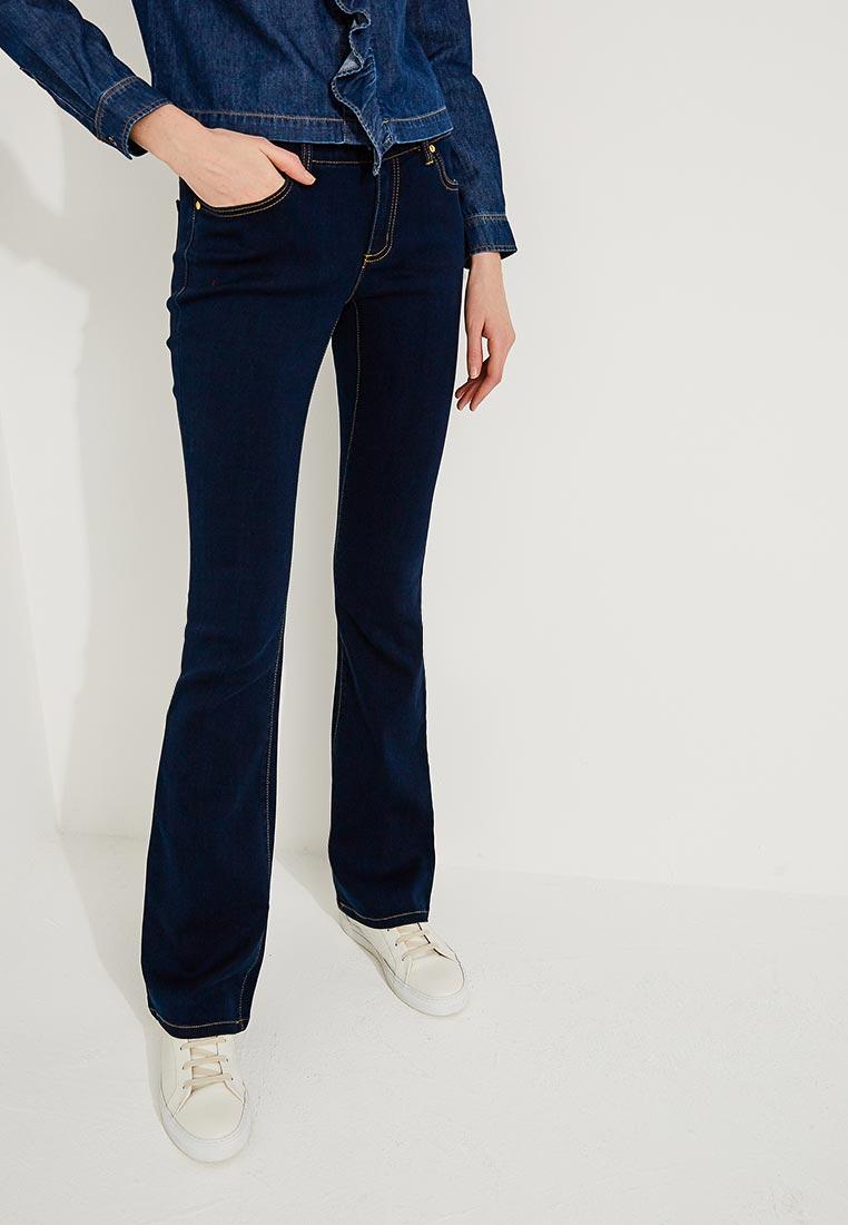 Широкие и расклешенные джинсы MICHAEL Michael Kors MF79CA1KA9
