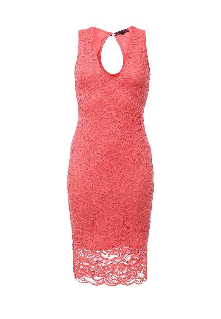 Платье-миди Missi London MC2438