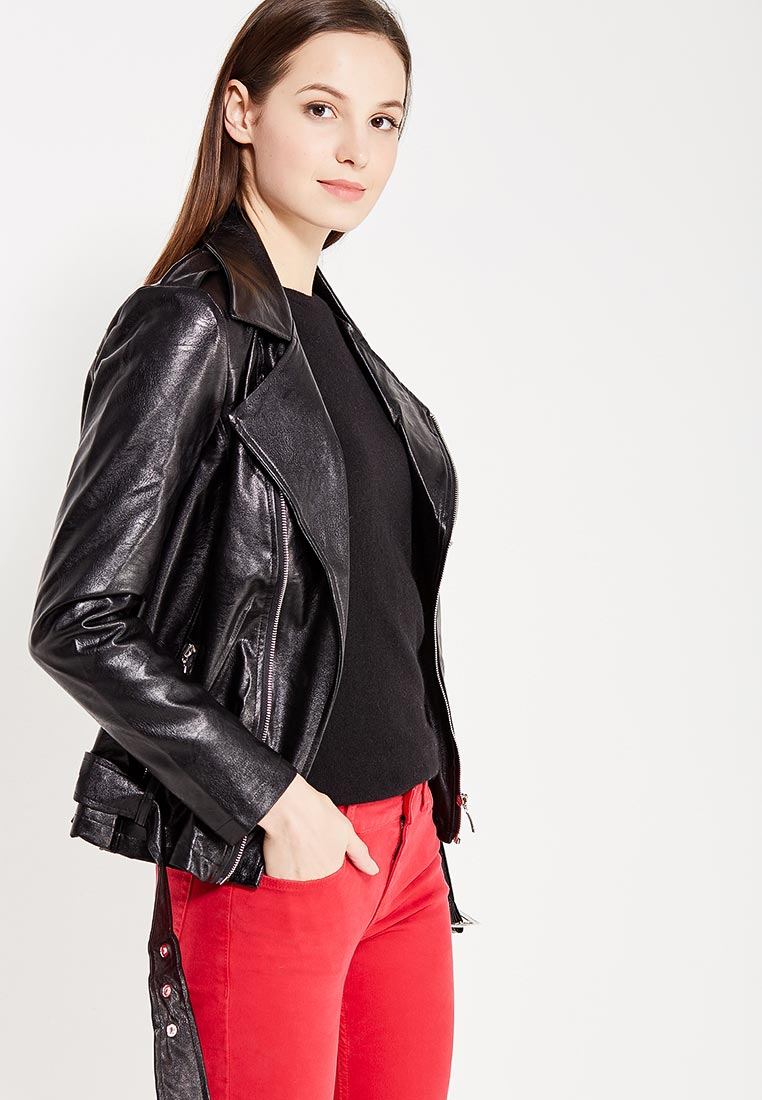 Кожаная куртка Miss Miss by Valentina CFC0038347