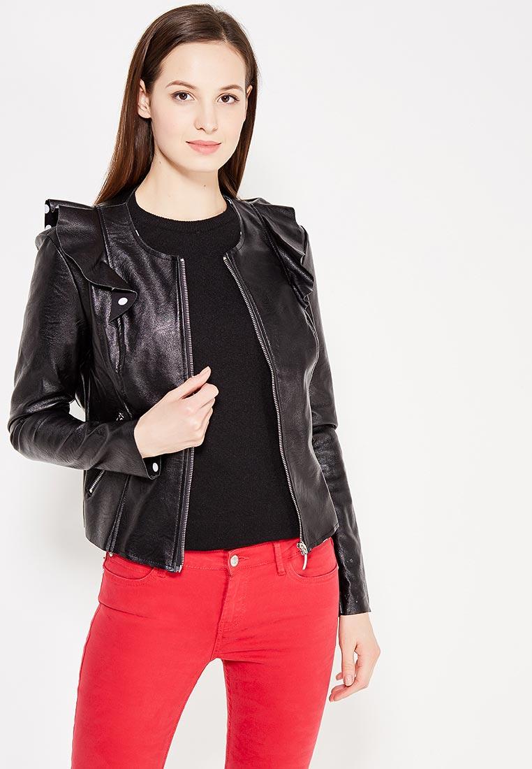 Кожаная куртка Miss Miss by Valentina CFC0038348
