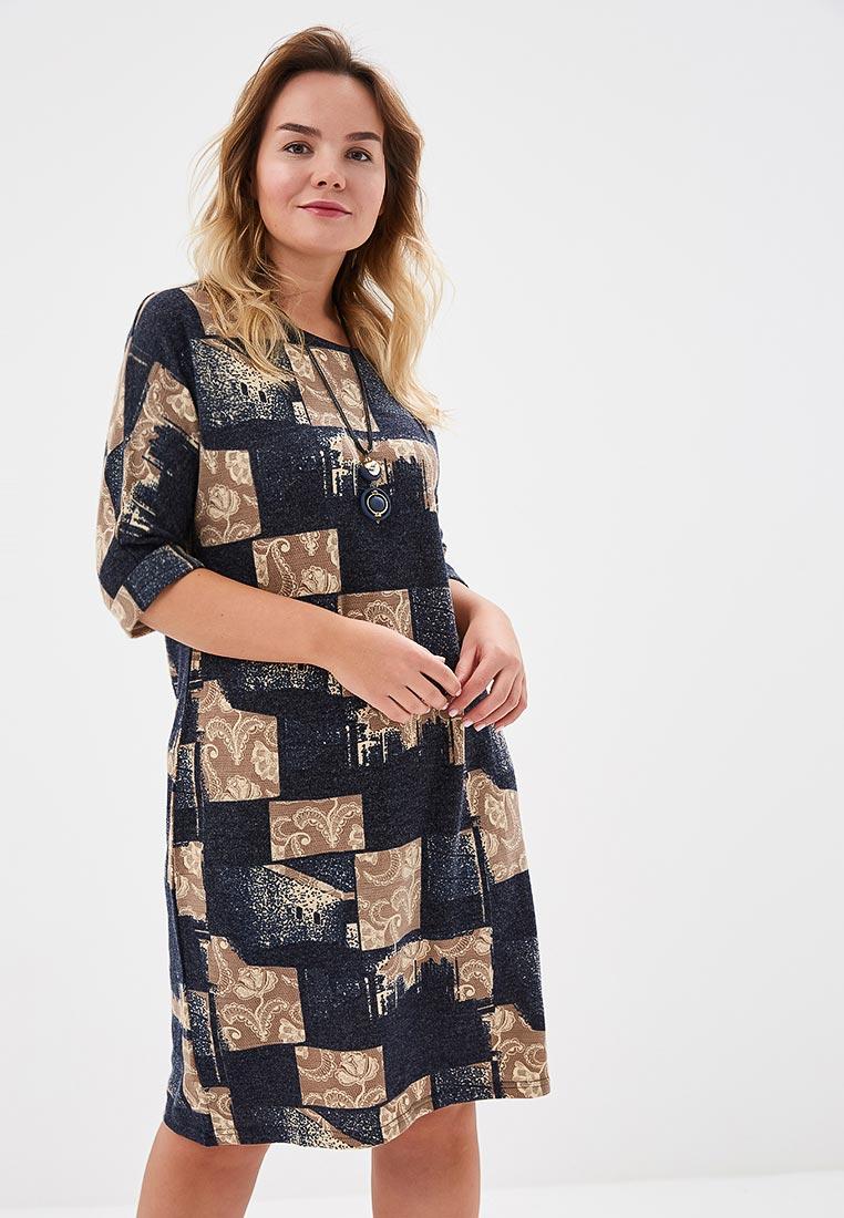 Вязаное платье MILANIKA F3049 -15