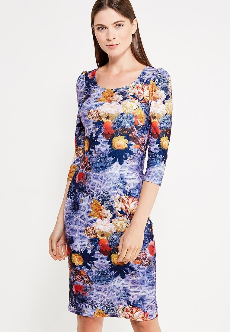 Повседневное платье Miss & Missis 1312100001