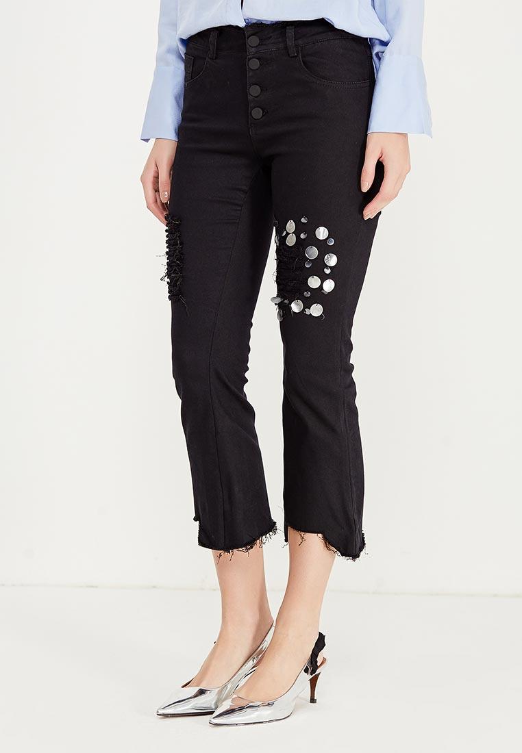 Широкие и расклешенные джинсы Miss & Missis 17070739