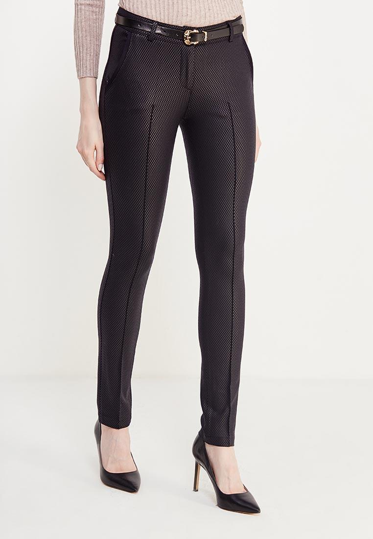Женские зауженные брюки Miss & Missis 17070812