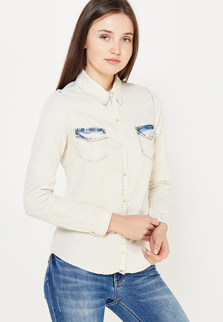 Женские рубашки с длинным рукавом MiraSezar Рубашка джинсовая