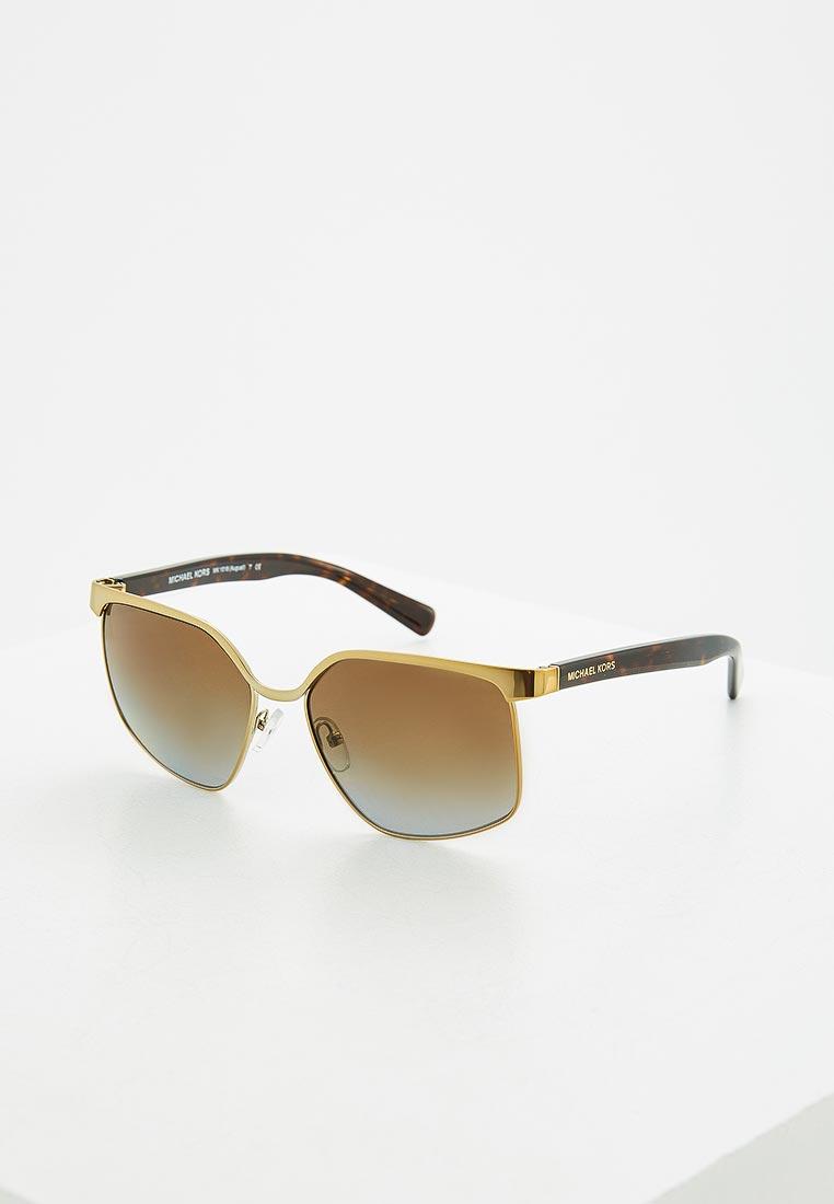 Женские солнцезащитные очки Michael Kors 0MK1018
