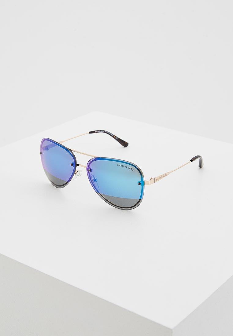 Женские солнцезащитные очки Michael Kors 0MK1026