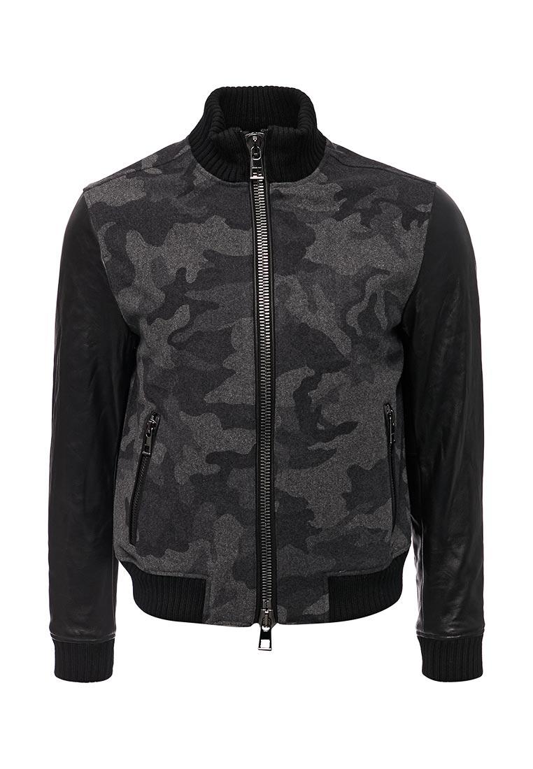Кожаная куртка Michael Kors cf72e1z42f