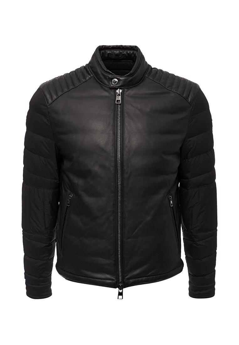Кожаная куртка Michael Kors cf72e0n38r