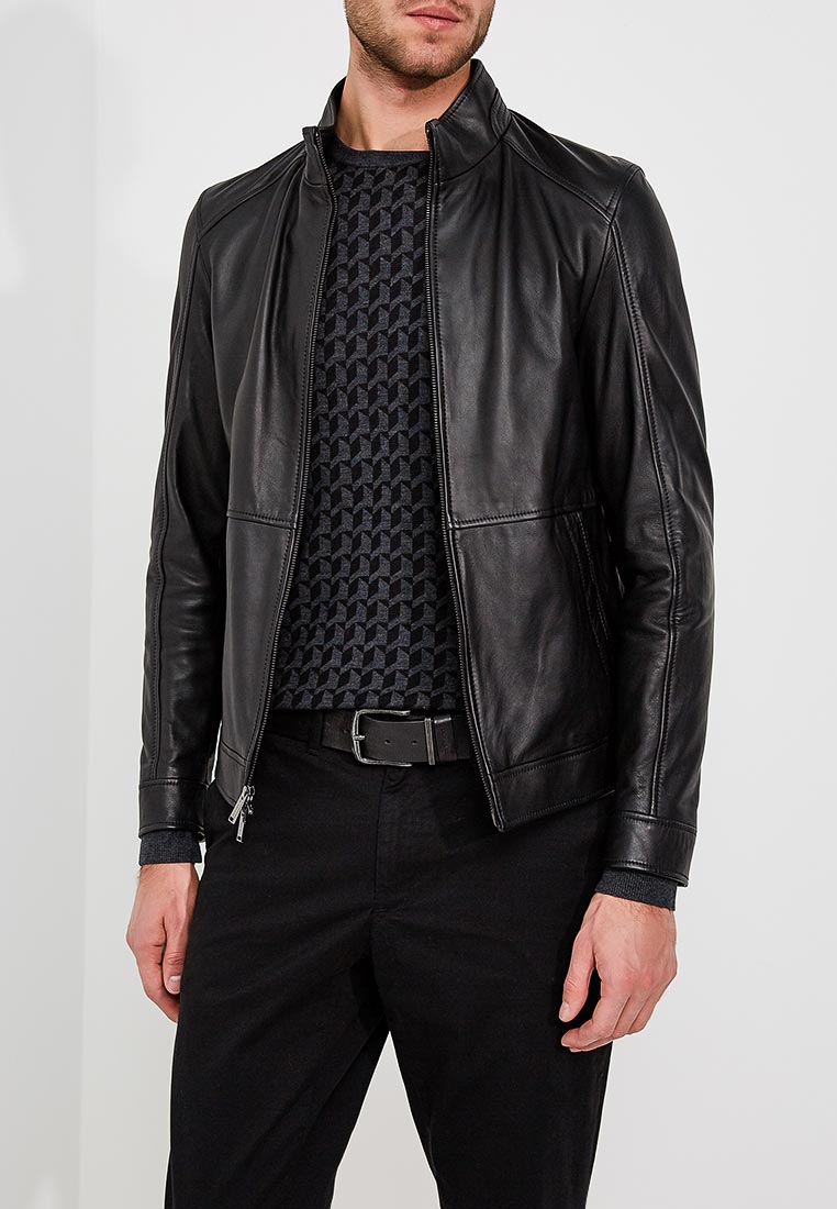 Кожаная куртка Michael Kors cb98cb238r