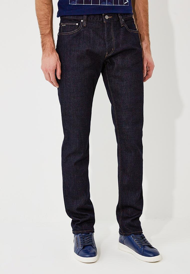 Зауженные джинсы Michael Kors CB99A5G244