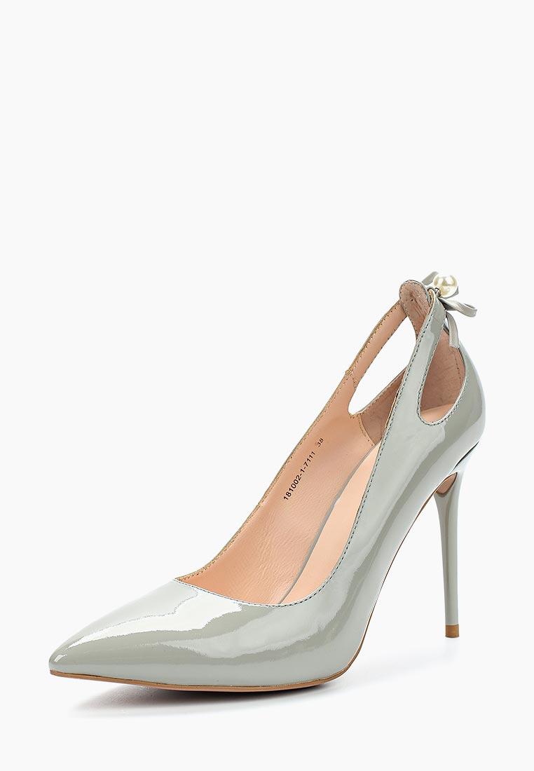 Женские туфли Milana 181002-1-7111