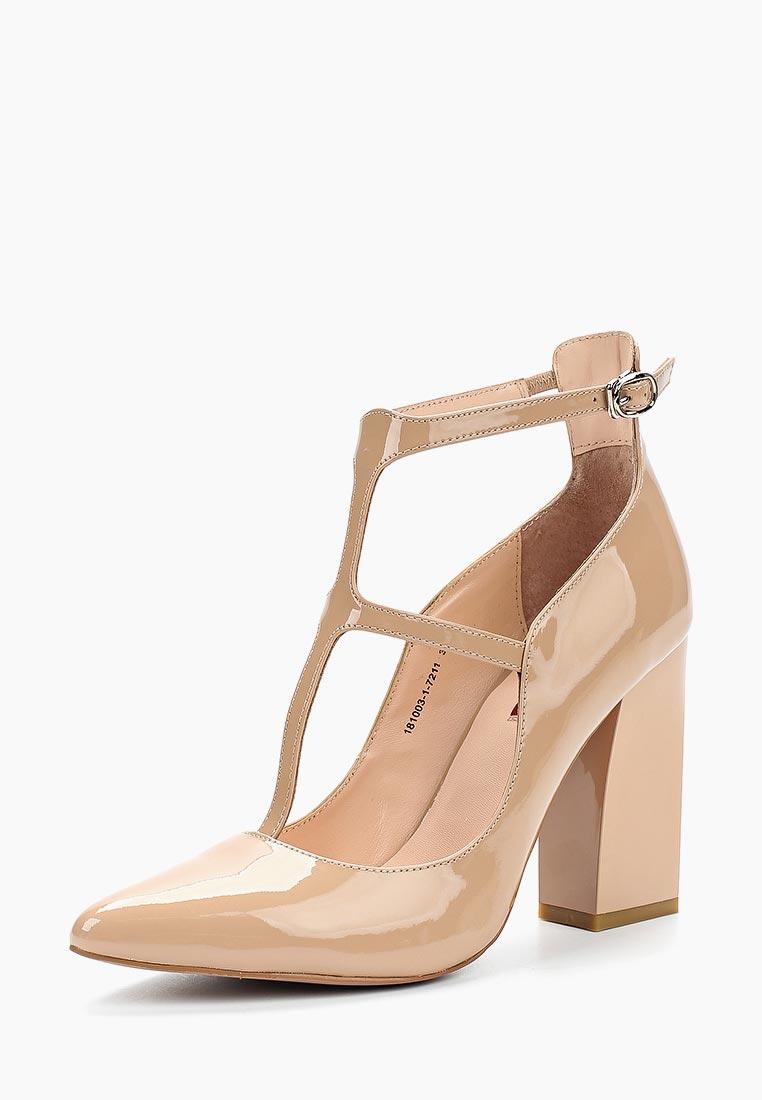 Женские туфли Milana 181003-1-7211