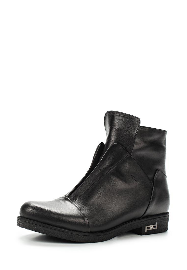 Женские ботинки Milana 172364-1-110F