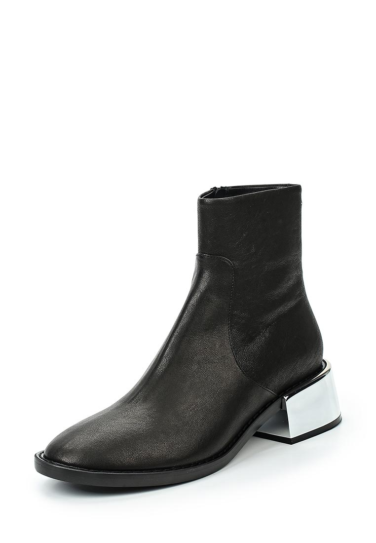 Полусапоги MM6 Maison Margiela S59wu0042