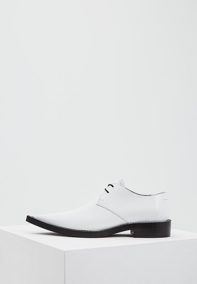 Женские ботинки MM6 Maison Margiela S59WQ0023