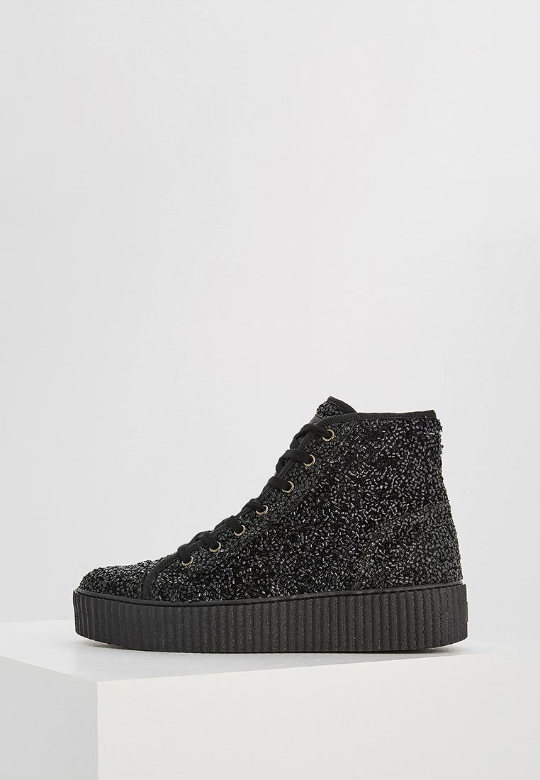 Женские кеды MM6 Maison Margiela S59WS0038