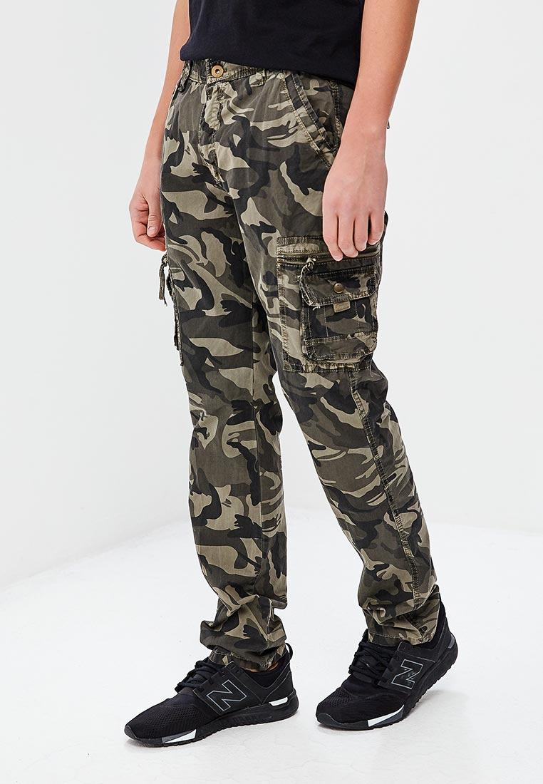 Мужские повседневные брюки M&2 B013-W1591