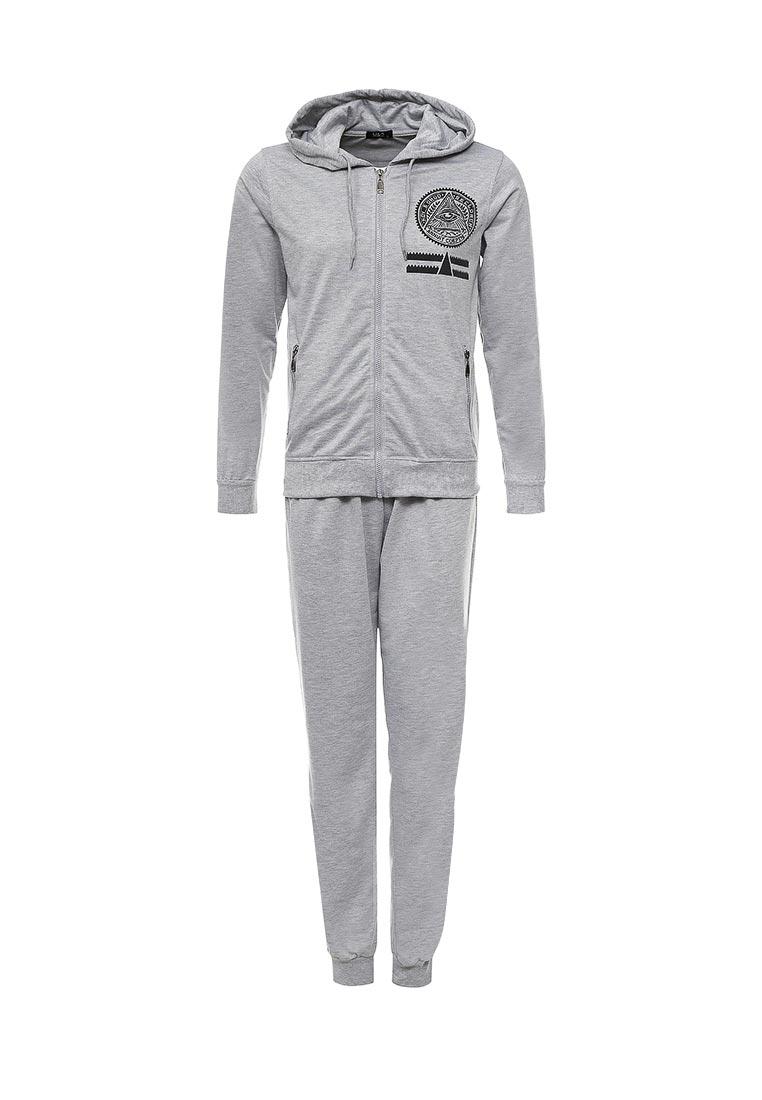 Спортивный костюм M&2 B013-W-3030