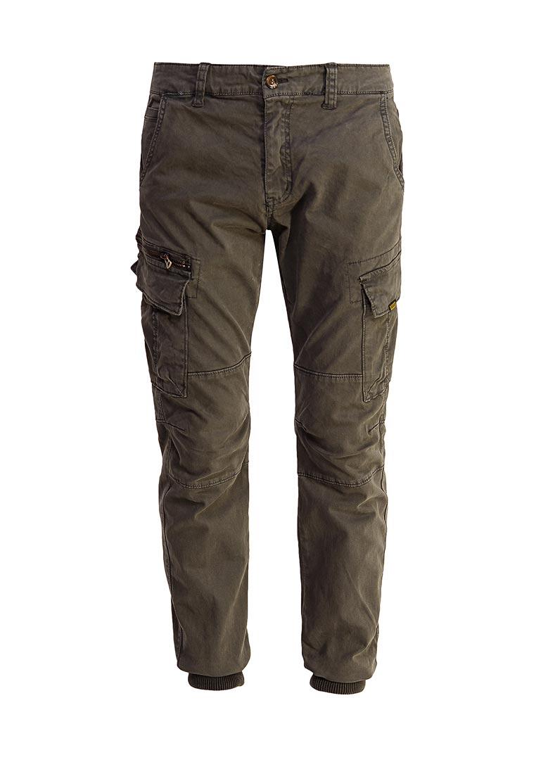 Мужские повседневные брюки M&2 B013-W1061