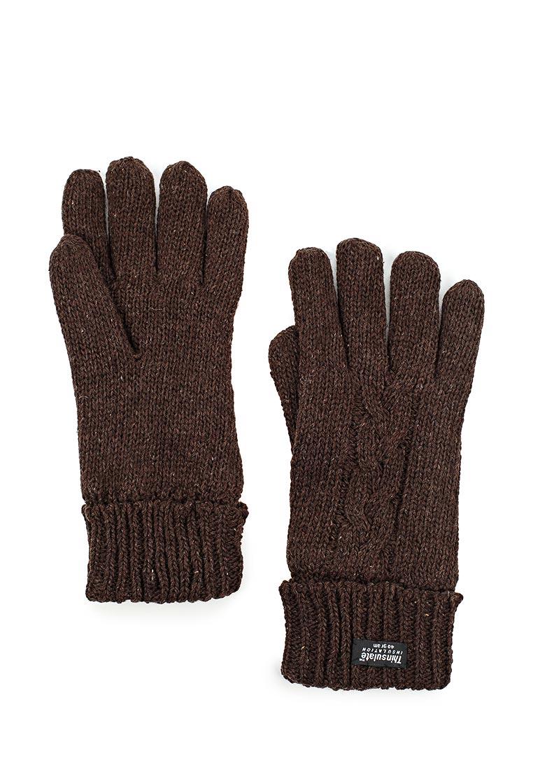 Мужские перчатки Modo Gru M1/thin brown