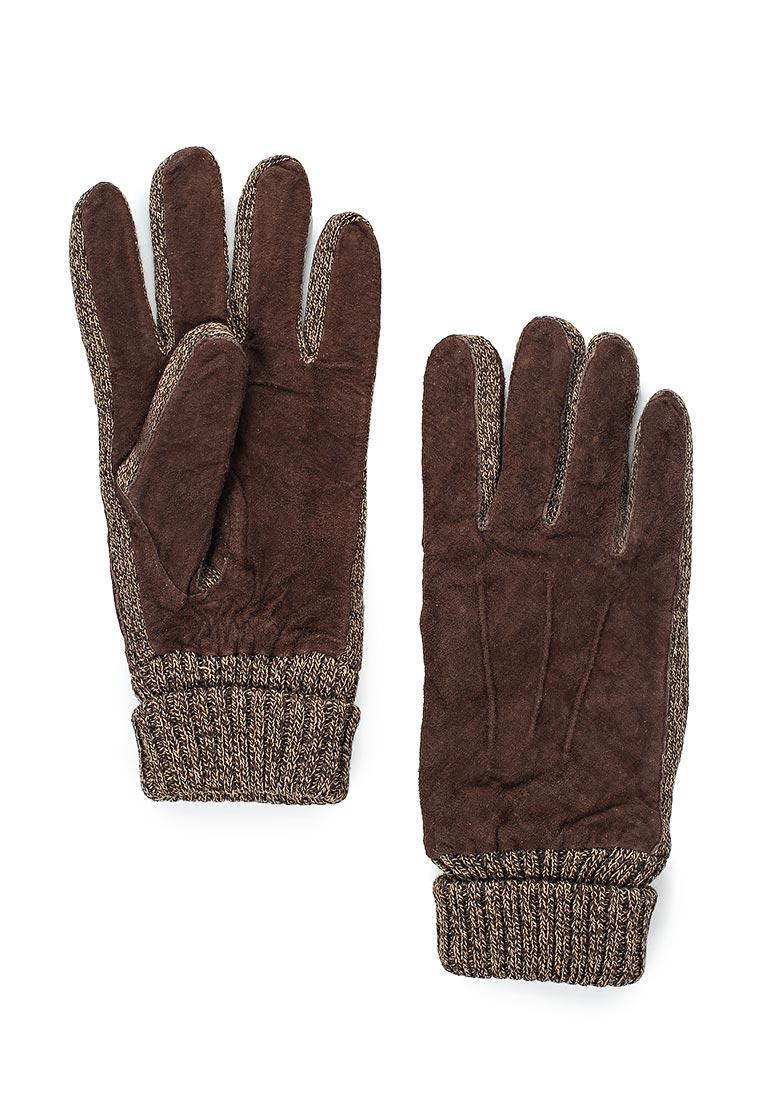 Мужские перчатки Modo Gru MKH 04.62 men's brown/beige