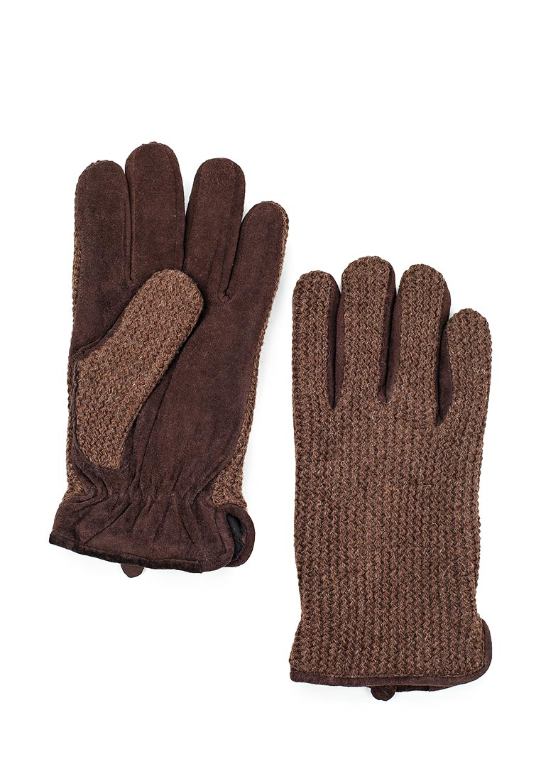 Мужские перчатки Modo Gru FL-203 men's brown