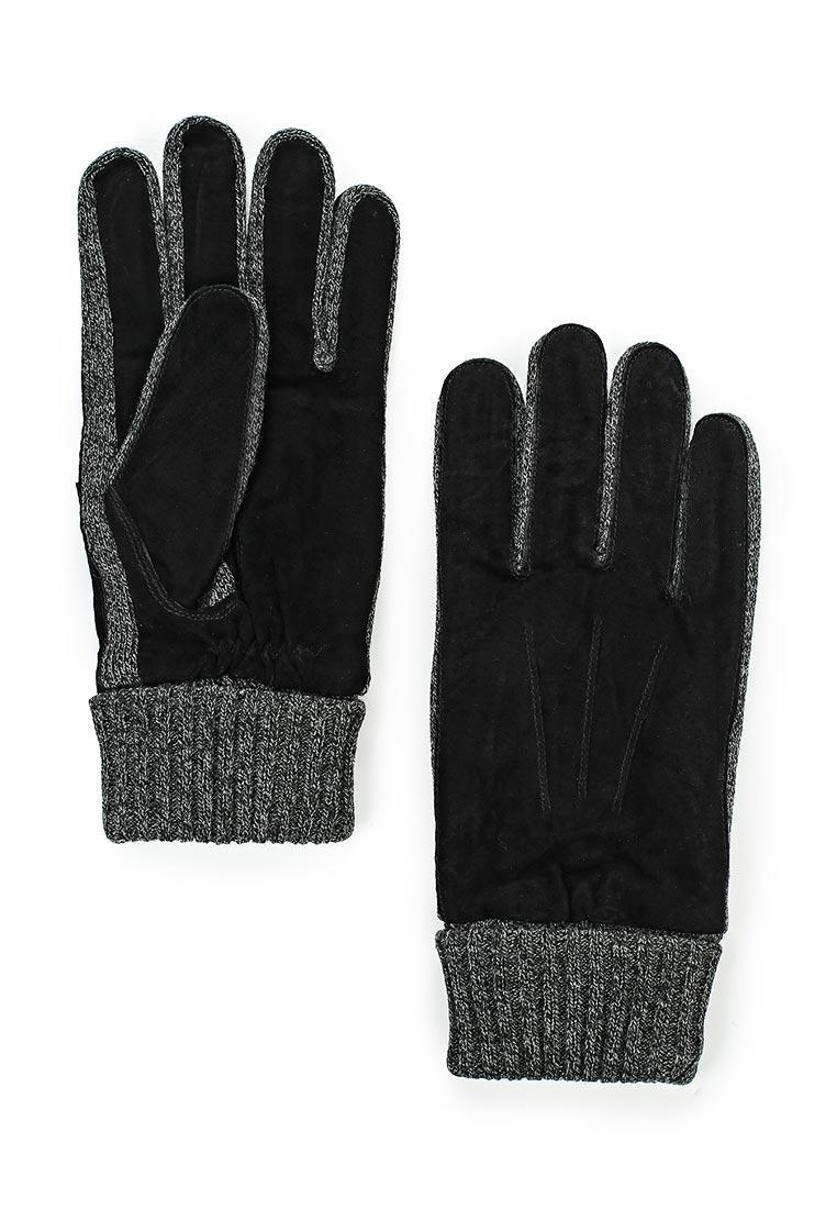 Мужские перчатки Modo Gru MKH 04.62 men's black/grey