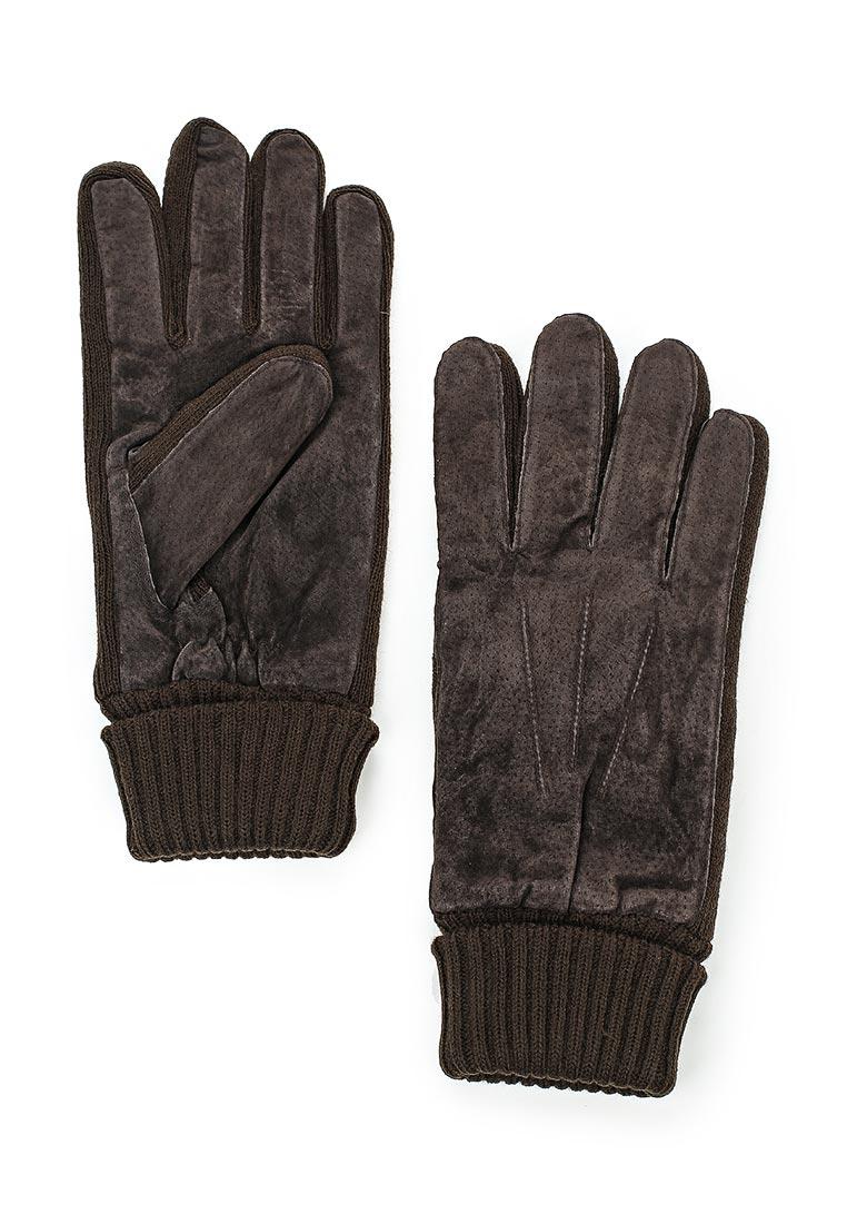 Мужские перчатки Modo Gru MKH 04.62 men's brown