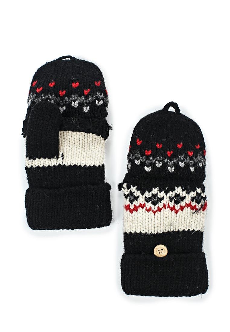 Женские перчатки Modo Gru W75 black