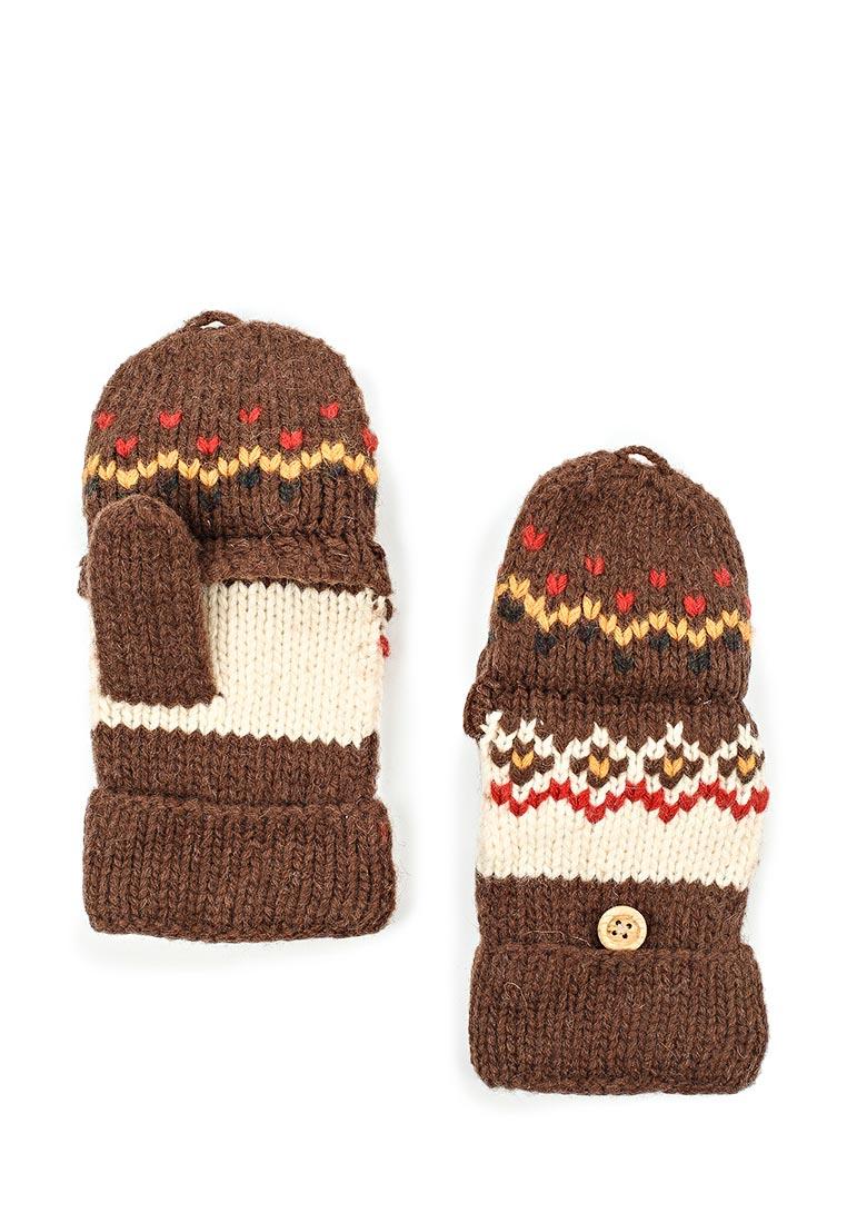 Мужские перчатки Modo Gru W75 brown