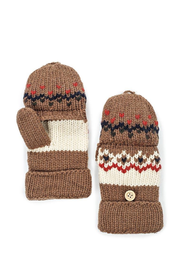 Женские перчатки Modo Gru W75 l.brown